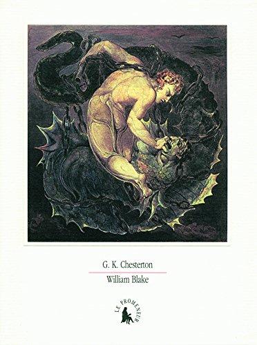 William Blake par Gilbert-Keith Chesterton