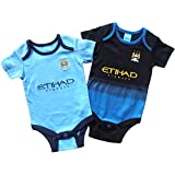 Brecrest Fashion Baby-Boys Manchester City Football Club MC301 Vest