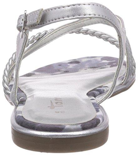 Tamaris - 28129, Sandali Donna Silber (Silver 941)