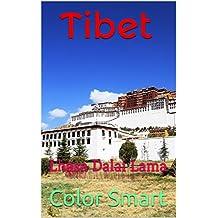 Tibet: Lhasa Dalai Lama (English Edition)