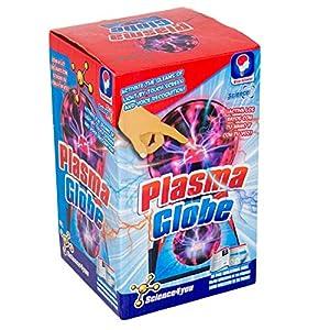 Science4You-Globo de Plasma-Juguete científico y Educativo (80001000)