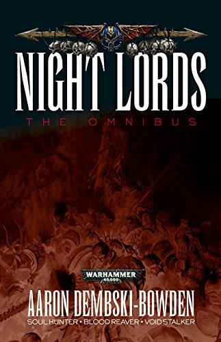 Night Lords: The Omnibus (Warhammer 40,000) (English Edition)