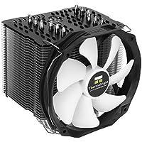 TR HR-02 Macho Rev.B Multiple Heatpipe Kühler, Intel LGA 775/1366/1156/1155/2011/1150/2011-3, AMD AM2(+)/AM3(+)/FM1/FM2(+), TY 147A PWM Lüfter (300 - 1.300 U/min, 15 - 21 dBa, 28,7 - 125 m³/h)