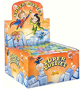 Villa Juguetes G6704-Burbujas de jabón Super Bubbles, 175ml