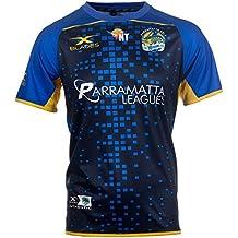 Parramatta Eels NRL Training Shirt 2017 - Navy