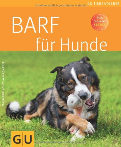 Preisvergleich Produktbild BARF für Hunde