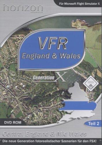 Aerosoft GmbH VFR England & Wales Vol. 2