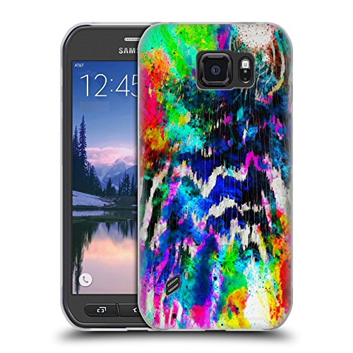 ufficiale-caleb-troy-zebra-in-technicolor-vivido-cover-morbida-in-gel-per-samsung-galaxy-s6-active