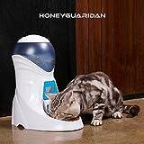 ANMER A25 Futterautomat, Automatischer Futterspender mit akustischer Benachrichtigung und Timer Funktion, 6 Mahlzeiten für Hunde ( Groß, Mittel und Klein ) und Katzen. - 8