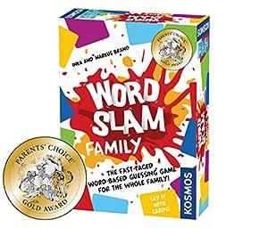Thames & Kosmos 691172 Word Slam Family Juego de Mesa multijugador, Multi