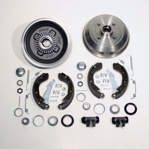 Preisvergleich Produktbild Bremstrommel Bremsen Kit hinten