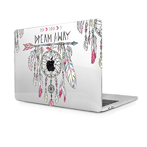 "Custodia MacBook Pro 13 2016 2017, Custodia Protettiva Rigida PC Sottile per Nuovo Apple MacBook Pro 13"" A1706 / A1708 (con e senza Touch Bar), Dream Catcher"