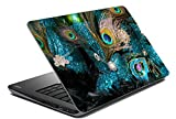meSleep Peacock Laptop Skin