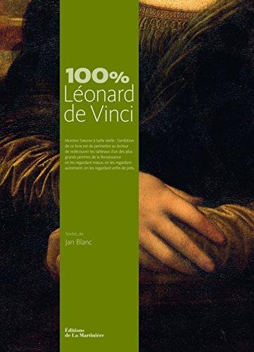 100% Léonard de Vinci par Jan Blanc