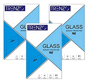 (Pack Of 3) Xiaomi Redmi Note 4 Tempered Glass Screen Guard By TRENZO™