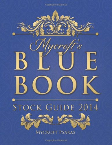 Mycroft's Blue Book Stock Guide 2014
