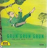 Grün grün grün sind alle meine Kleider - Pixi-Buch Nr. 1034 - Einzeltitel aus PIXI-Serie 122