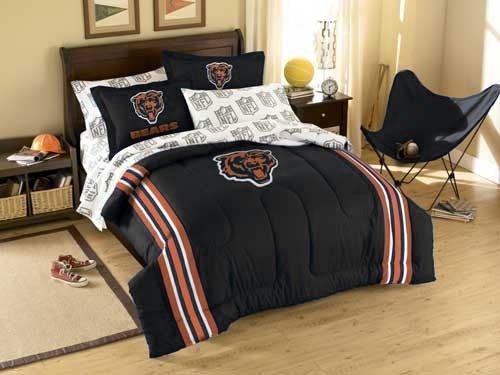 Northwest NFL voller Größe Bettwäsche-Set, Chicago Bears