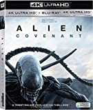 Alien: Covenant 4K UHD + Bluray 2017 Region Free Available Now!!