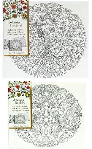 johanna-basford-lienzo-secret-garden-lienzo-pavo-real-y-colibri-12-x-12-listo-para-colgar-artista-ca