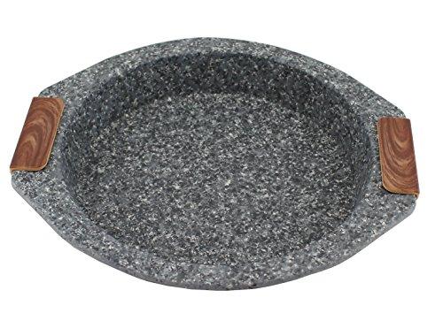 CS Kochsysteme Backform STEINFURT rund - Kuchenbackform aus Carbonstahl mit...
