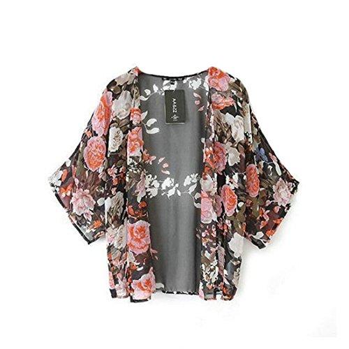culaterr-damen-bohmen-bunt-blume-muster-ethnisch-chiffon-kimono-bluse-s