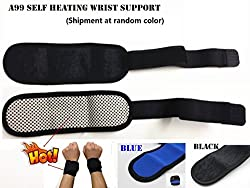 A99 Tourmaline Self-heating Therapy Wrist Support