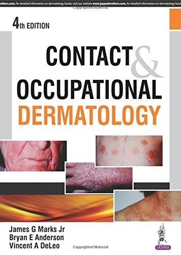 Contact and Occupational Dermatology by James G., Jr., M.D. Marks