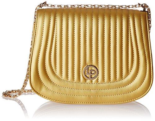 Lino Perros Women\'s Handbag (Gold)