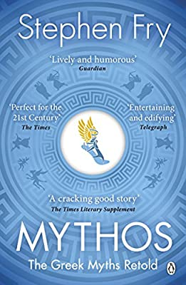 Mythos: The Greek Myths Retold: A Retelling of the Myths of Ancient Greece : everything £5 (or less!)