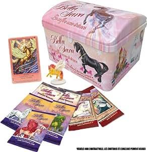 bella sara koffer mit sammelkarten sammelkoffer frankreich import karten auf franz sisch. Black Bedroom Furniture Sets. Home Design Ideas