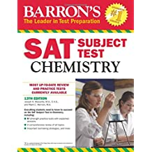 Barron's SAT Subject Test: Chemistry