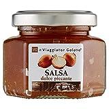 Il Viaggiator Goloso Salsa Dolce Piccante di Cipolle - 120 g