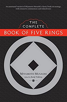 The Complete Book of Five Rings by [Musashi, Miyamoto]