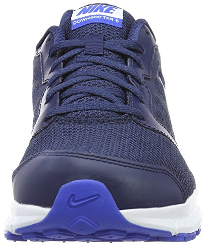 Nike Downshifter 6, Entraînement de course homme Azul (midnight navy/white-lyon blue)