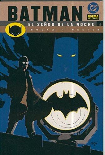 Batman El señor de la noche numero 04