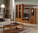 Dogar Kynus TV-Bank, 1 Schublade und 1 Ablagefach, kirschholzfarben Test