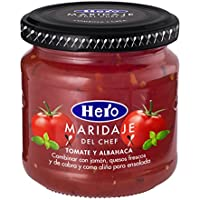 Hero - Maridaje Del Chef. Tomate Y Albahaca
