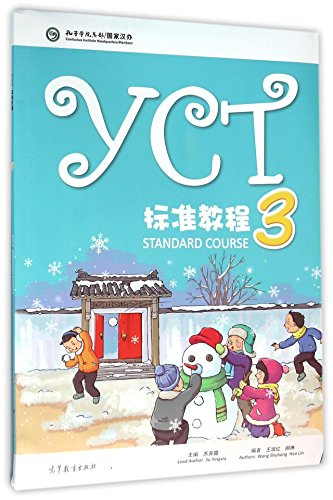 YCT Standard Course 3 por Hanban