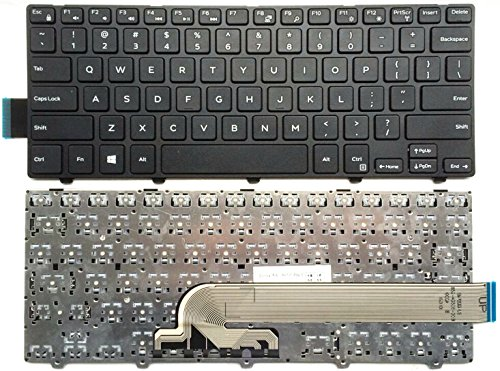 Dell Inspiron 14 3000 3441 3442 3443 3451 3458 Laptop Keyboard  available at amazon for Rs.699
