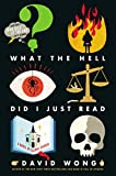 #7: What the Hell Did I Just Read (John Dies at the End)