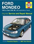 Ford Mondeo Petrol (93 - Sept 00) Hay...