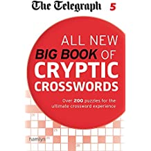 The Telegraph: All New Big Book of Cryptic Crosswords 5 (The Telegraph Puzzle Books)