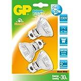 GP Lighting 063506-HLME1 25W GU10 D Blanco cálido - Lámpara (25 W, Twistline, GU10, 150 lm, Blanco cálido, 2000 h)
