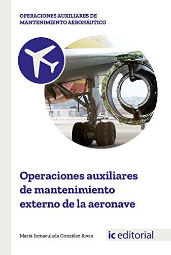 Operaciones auxiliares mantenimiento externo