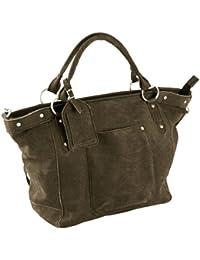 Cowboysbag Palmer Shopper Sac Fourre-tout cuir 32 cm Black