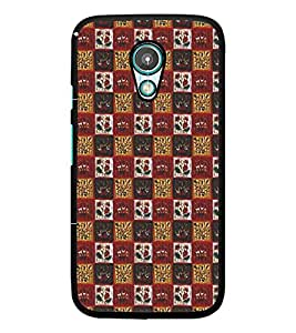 PrintDhaba Pattern D-5256 Back Case Cover for MEIZU M1 NOTE (Multi-Coloured)