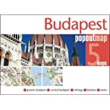 Budapest PopOut Map (Popout Maps)