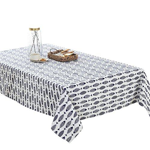 aumwolle Stoff Kunstdruck Tischwäsche Custom Home Personalisierte Europäische Tischdecke Tischtuch (Personalisierte Tischdecke)