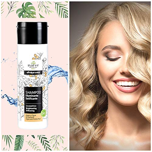 Zoom IMG-3 bio cura shampoo con olio